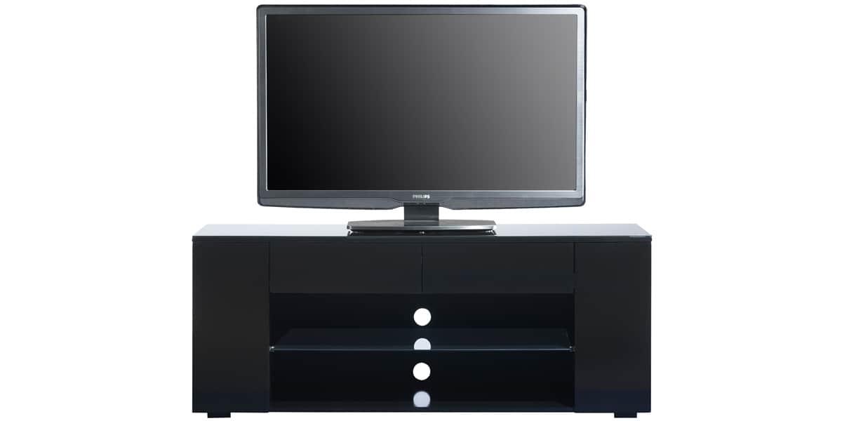 Meuble Tv Ateca Noir : Ateca Luxe Noirmeubles Tv Ateca Sur Easylounge