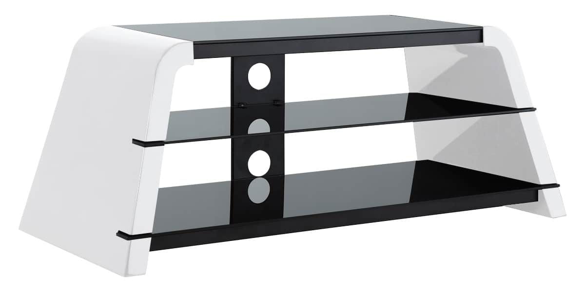 Ateca variation meubles tv ateca sur easylounge for Erard archi colonne blanc