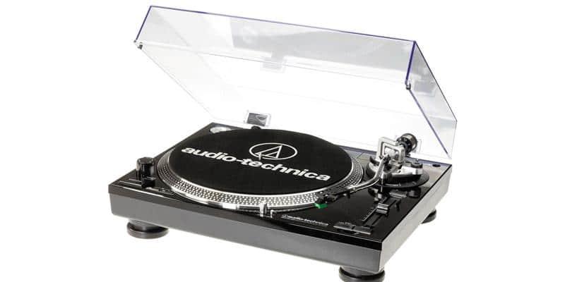 Audio-Technica AT-LP120-USB HC Noir