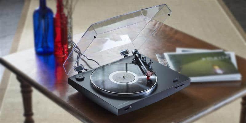 Audio-Technica AT-LP3 Noir