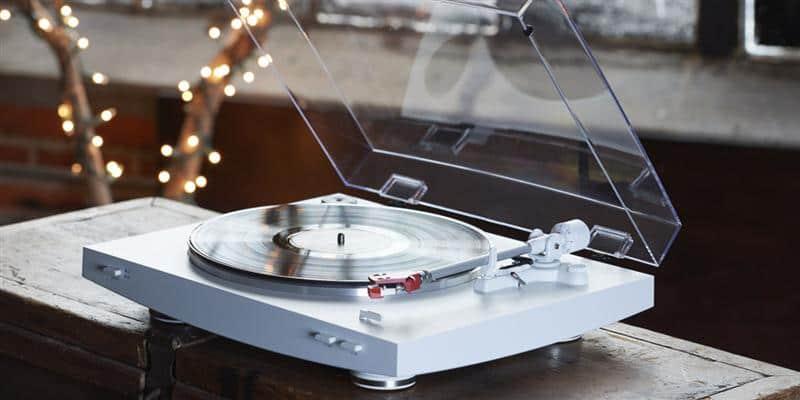 Audio-Technica AT-LP3 Blanc