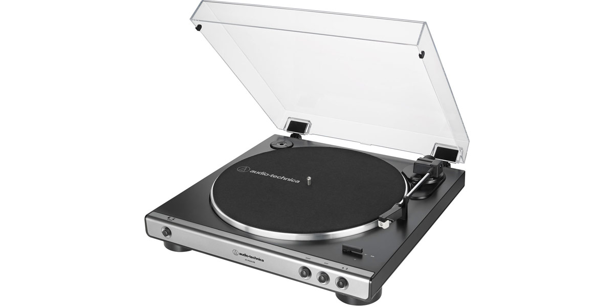 Audio-Technica AT-LP60XUSBGM Gris