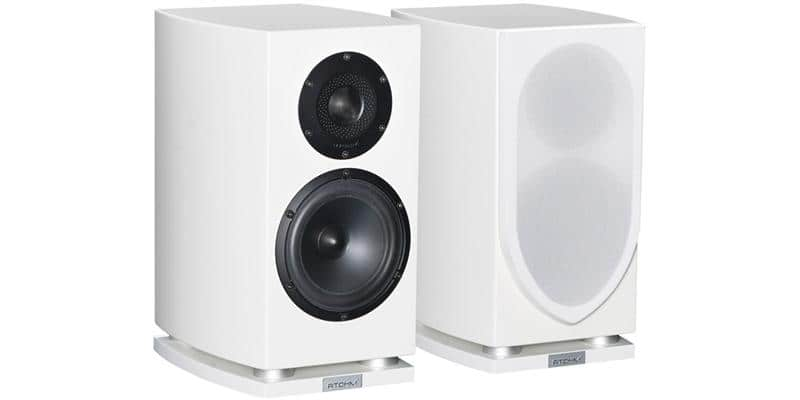 Atohm GT1-HD Blanc laqué