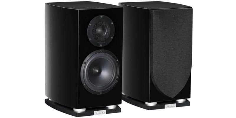 Atohm GT1-HD Noir laqué