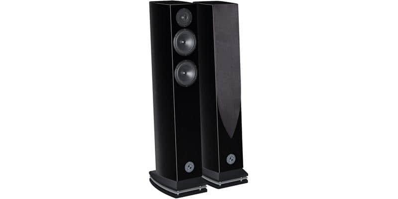 Atohm GT2-HD Noir laqué