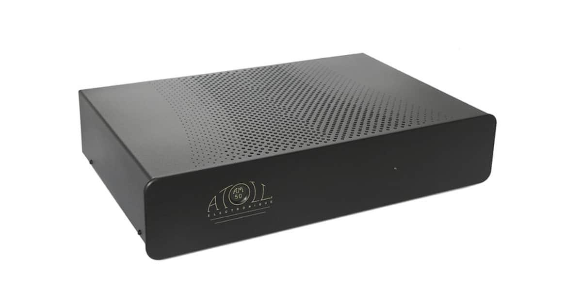 Atoll Electronique AM50SE Noir