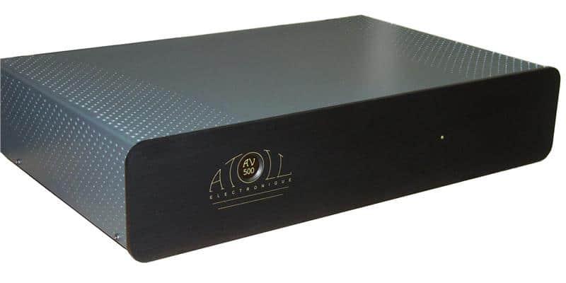 Atoll Electronique AV500 Noir