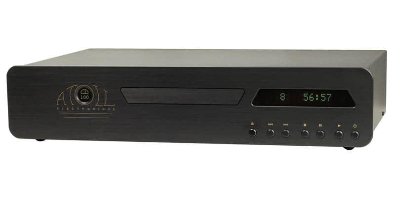 Atoll Electronique CD100SE-2 Noir