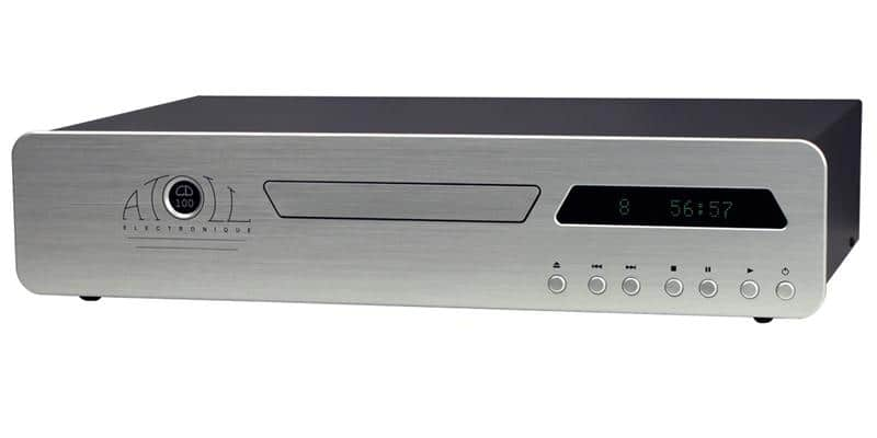 Atoll Electronique CD100SE-2 Argent