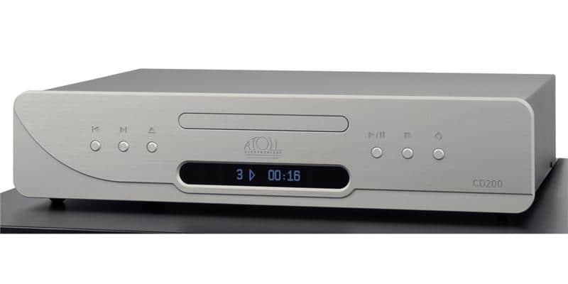 Atoll Electronique CD200 Signature Aluminium