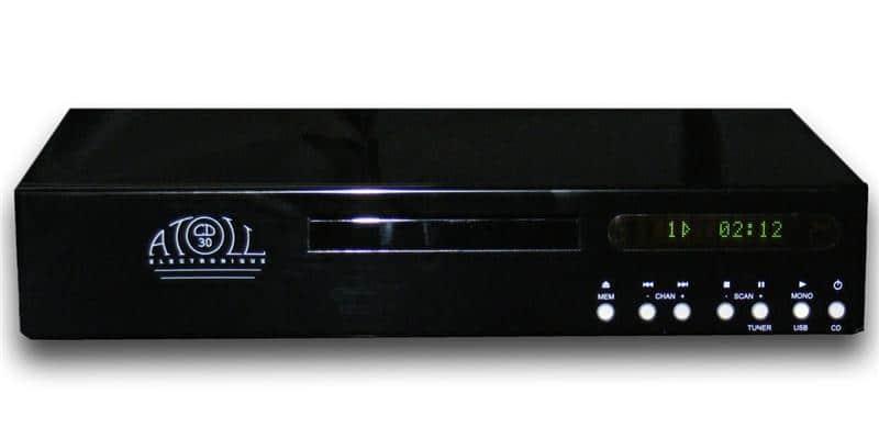 Atoll Electronique CD30 Noir laqué