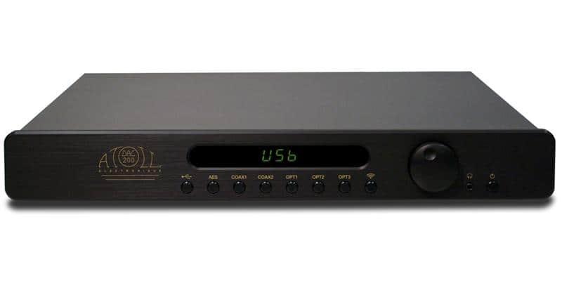 Atoll Electronique DAC200 Noir