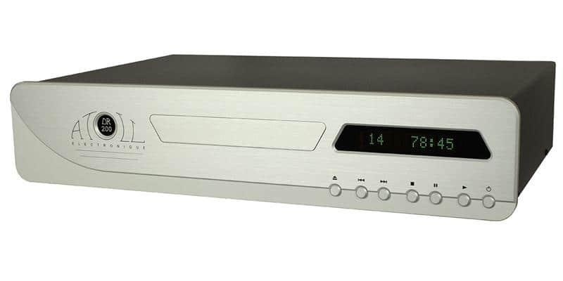 Atoll Electronique DR200se2 Silver