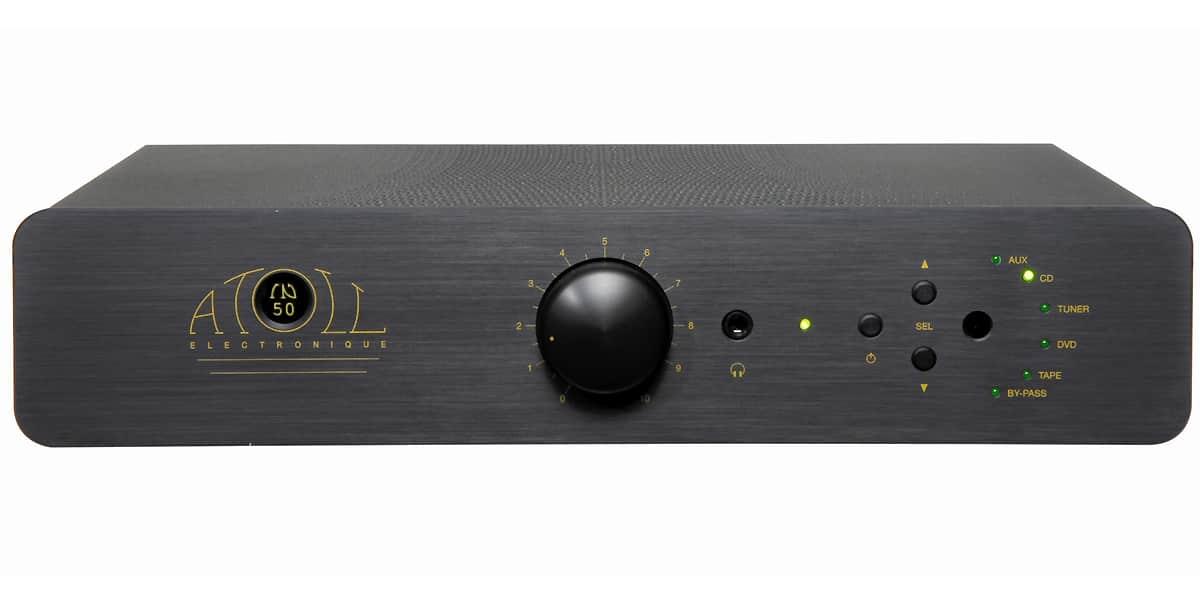 Atoll Electronique IN50SE Noir