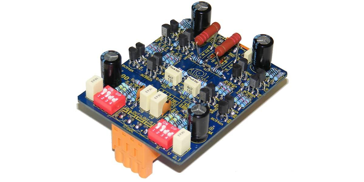 Atoll Electronique Carte Phono P100