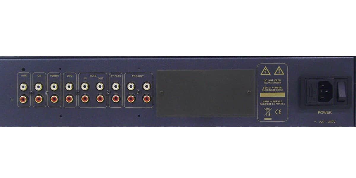 Atoll Electronique PR100SE Noir