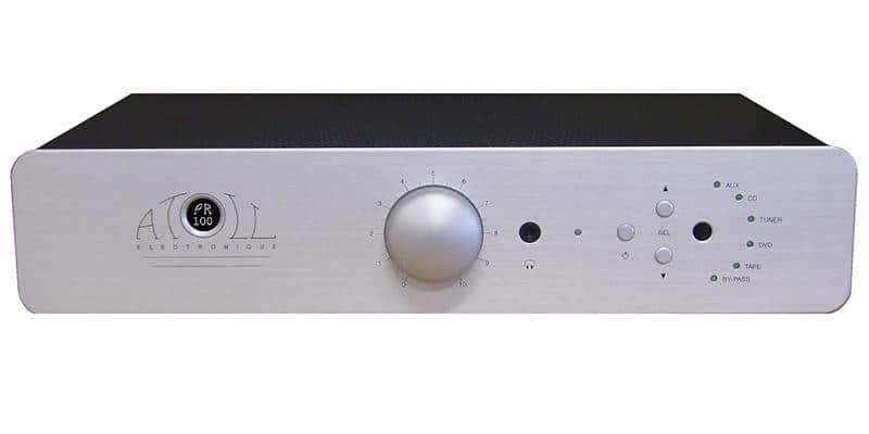 Atoll Electronique PR100SE Argent