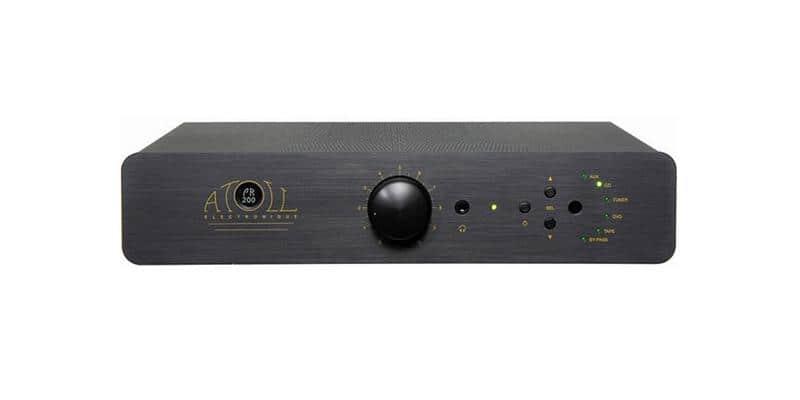 Atoll Electronique PR200SE Noir