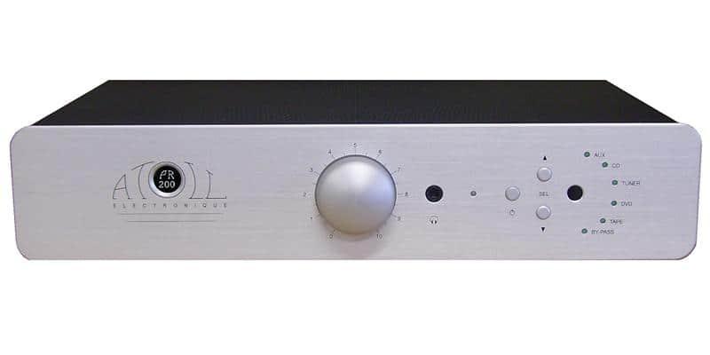 Atoll Electronique PR200SE Argent