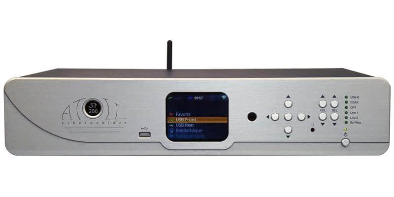 Atoll Electronique ST200SE Argent