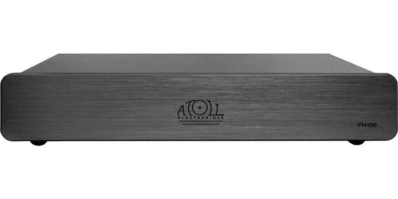 Atoll Electronique PH100 Noir
