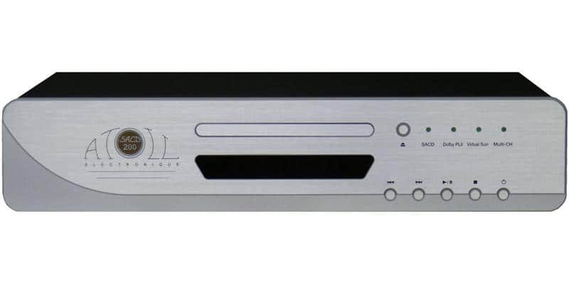 Atoll Electronique SACD200 Aluminium