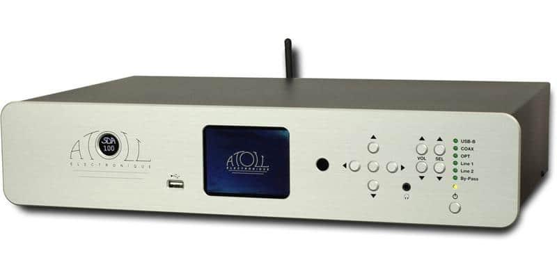 Atoll Electronique SDA100 Aluminium