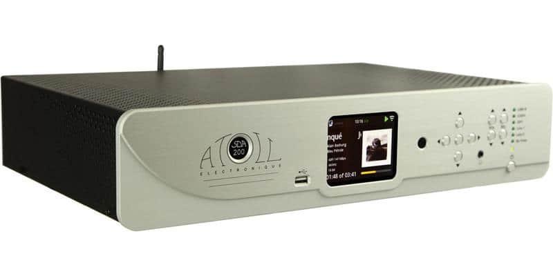 Atoll Electronique SDA200 Aluminium