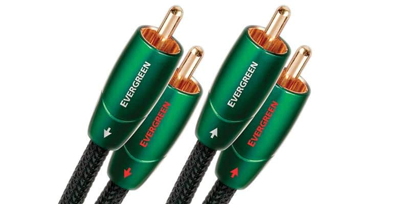 Audioquest Evergreen RCA 8M