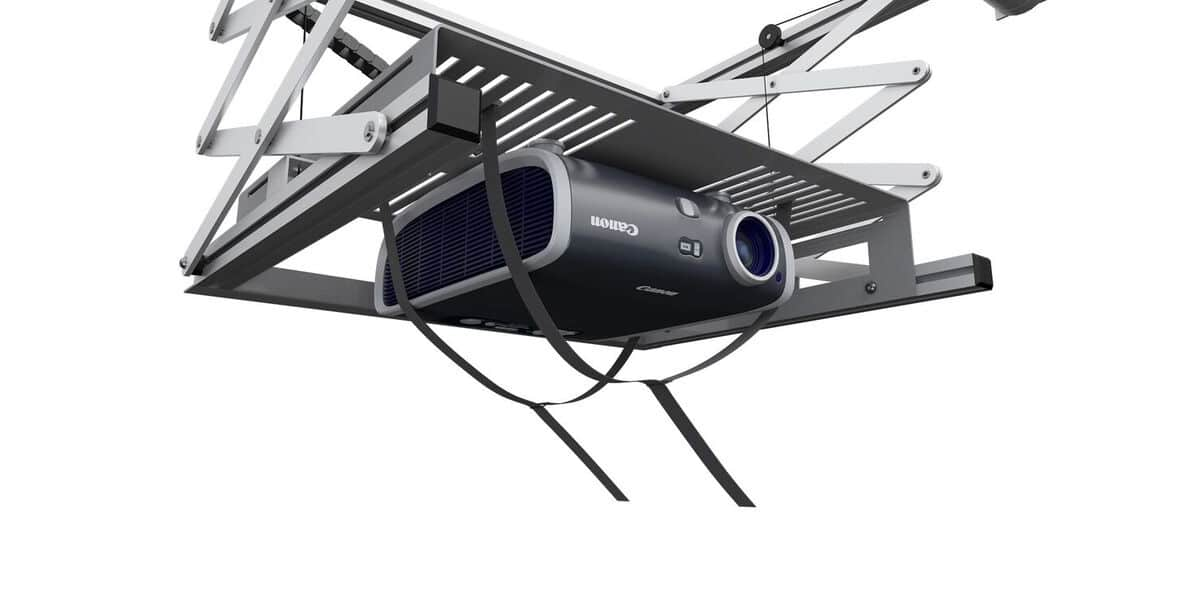 Av concept alulift 155 supports vid oprojecteurs sur - Support motorise videoprojecteur plafond ...