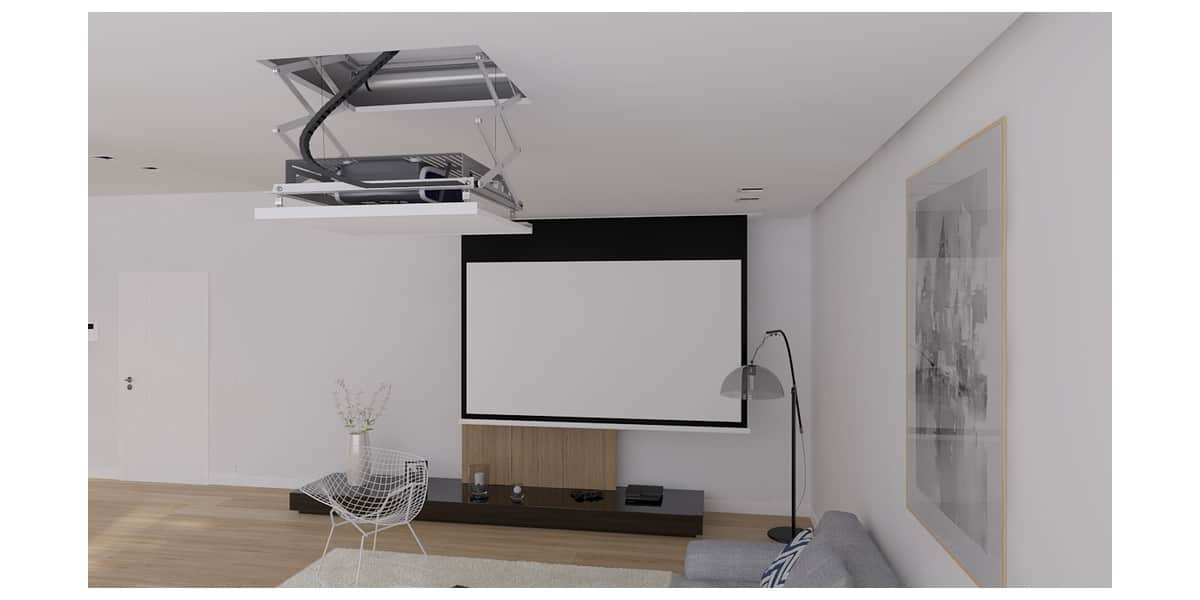 av concept alulift 155 supports vid oprojecteurs sur easylounge. Black Bedroom Furniture Sets. Home Design Ideas