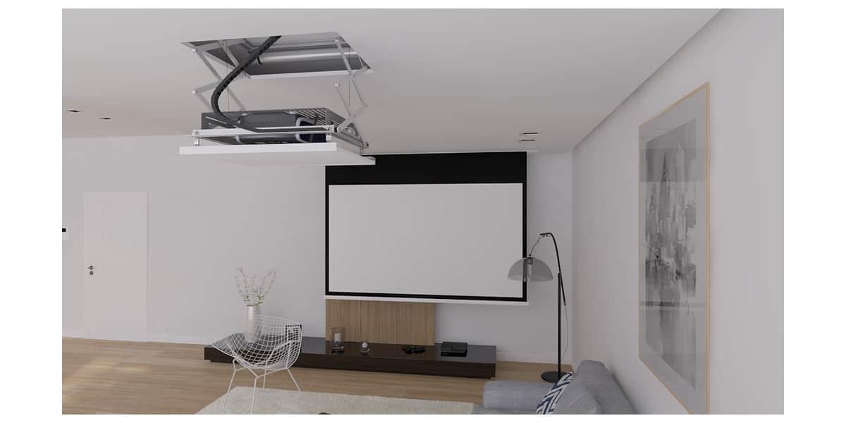 av concept alulift 155 supports vid oprojecteurs sur. Black Bedroom Furniture Sets. Home Design Ideas