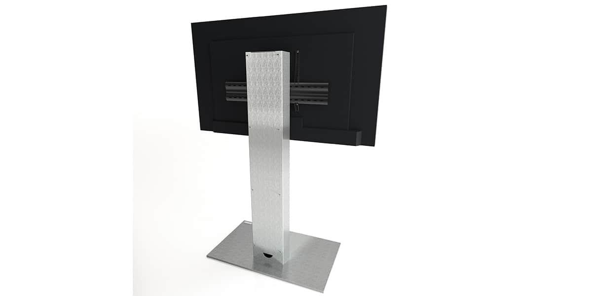 Axeos xenon pour ecrans 75 90 pouces easylounge - Support tv sur pied darty ...