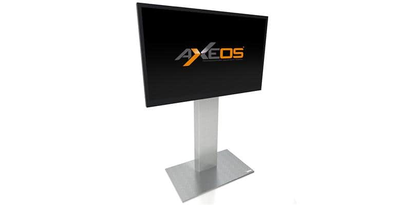 Axeos Xenon pour Ecrans 75 à 90 Pouces