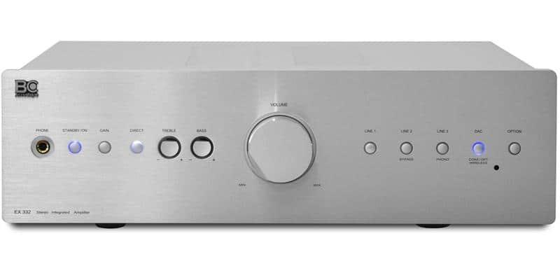 BC Acoustique EX-332.2 Silver