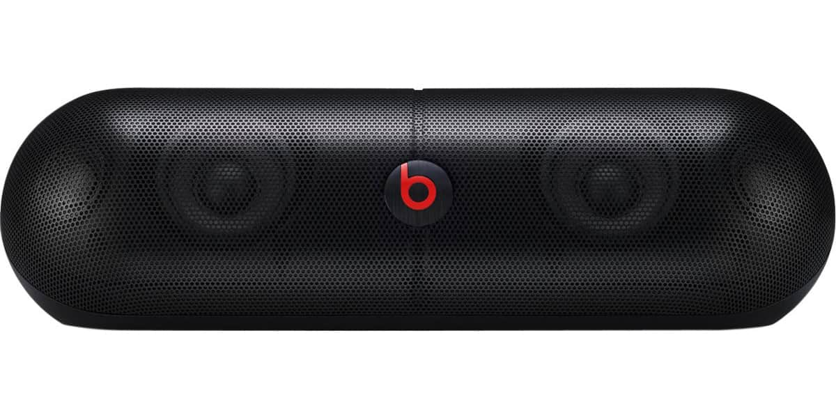 beats pill xl noir enceintes bluetooth sur easylounge. Black Bedroom Furniture Sets. Home Design Ideas