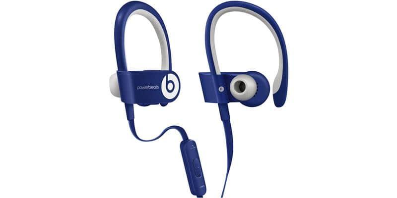 Beats Powerbeats 2 Wireless Bleu
