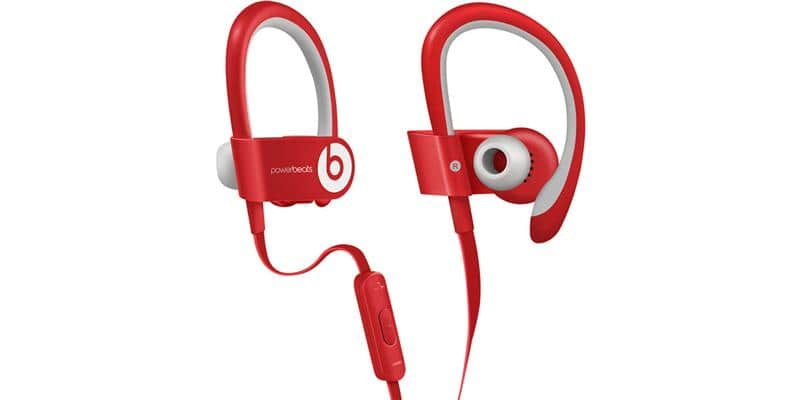 Beats Powerbeats 2 Wireless Rouge