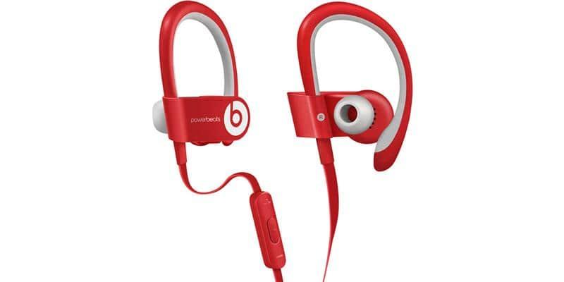 Beats Powerbeats 2 Wireless Rouge