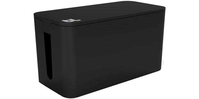 Bluelounge CableBox Mini Noir