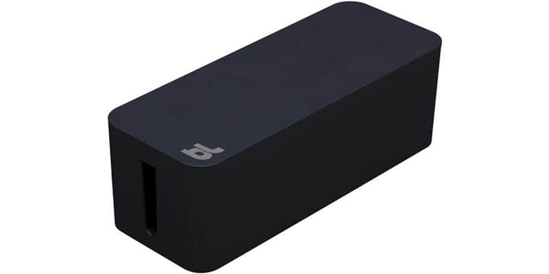 Bluelounge CableBox Noir