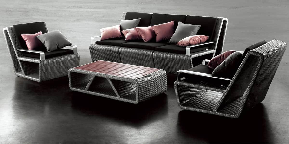coti design salon bora bora 03 salons de jardin sur easylounge. Black Bedroom Furniture Sets. Home Design Ideas