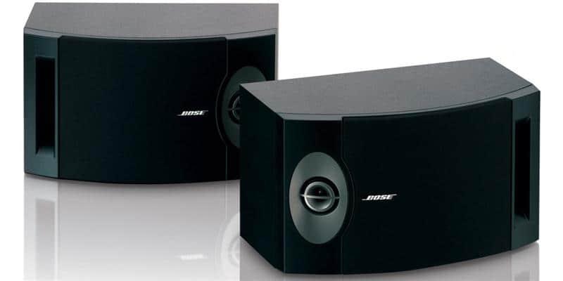 Bose 201 Noires