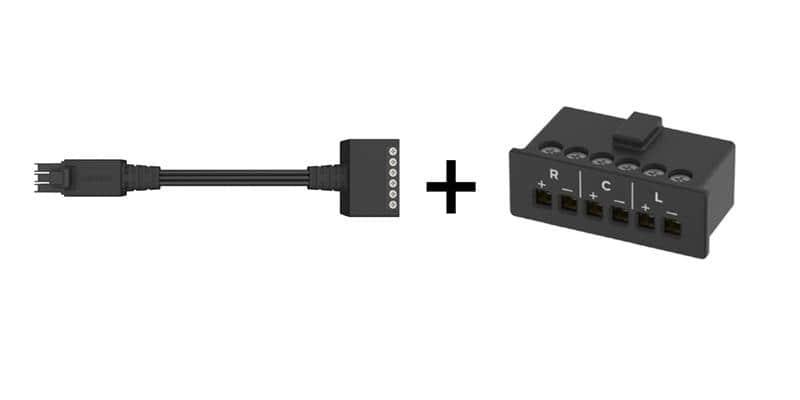 Bose Kit adaptateur centrale Lifestyle 650