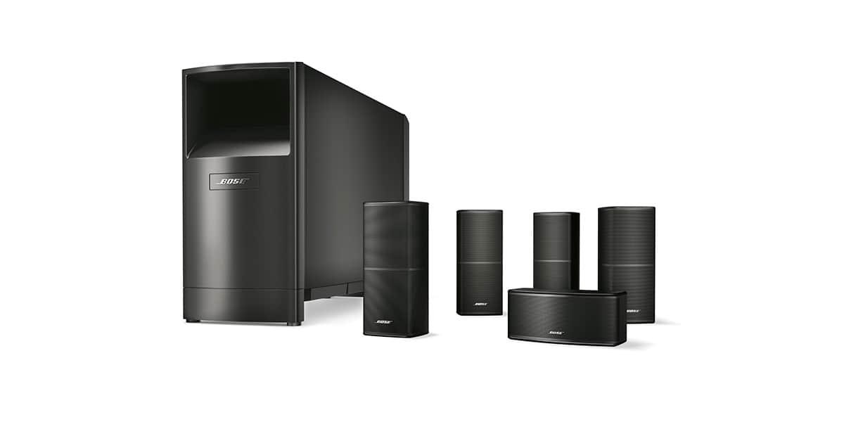 Bose Acoustimass 10 série V Noir