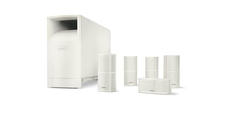 Bose Acoustimass 10 série V Blanc