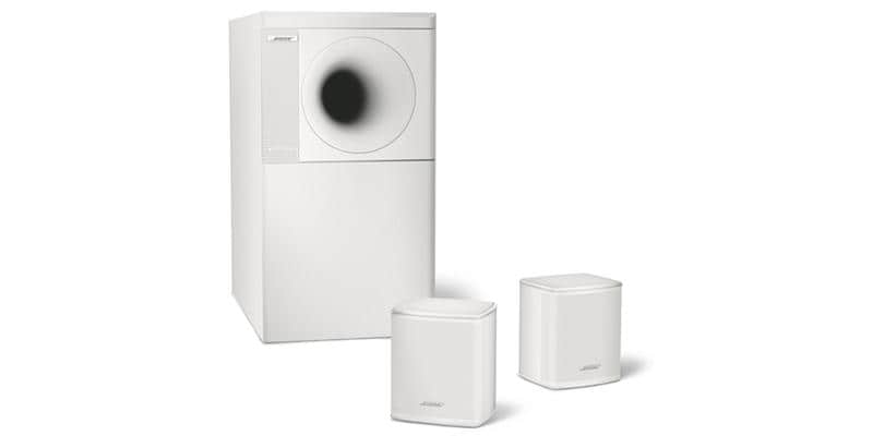 Bose Acoustimass 3 série V Blanc