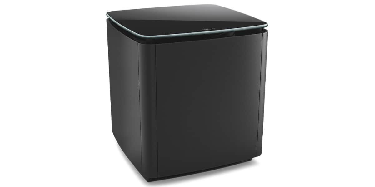 bose acoustimass 300 noir caissons de basse sur easylounge. Black Bedroom Furniture Sets. Home Design Ideas