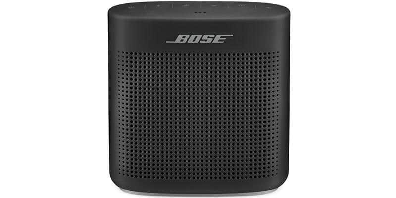 Bose SoundLink Color II Noir