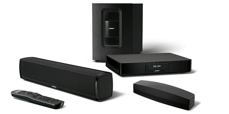 Bose SoundTouch 120 Démo